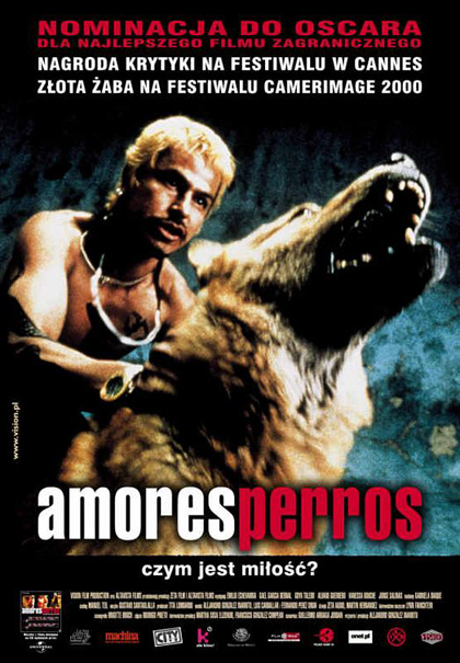 Poster Amores perros