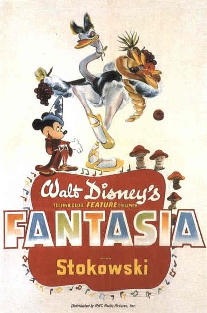 Poster Fantasia