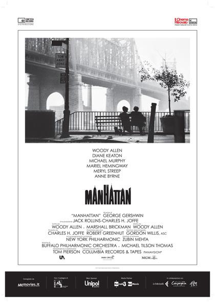 Locandina italiana Manhattan