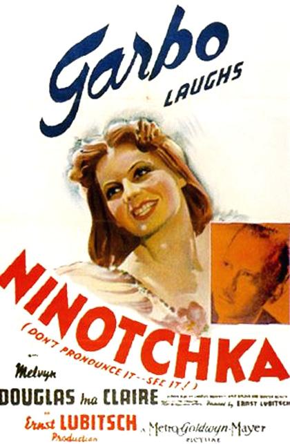Locandina italiana Ninotchka