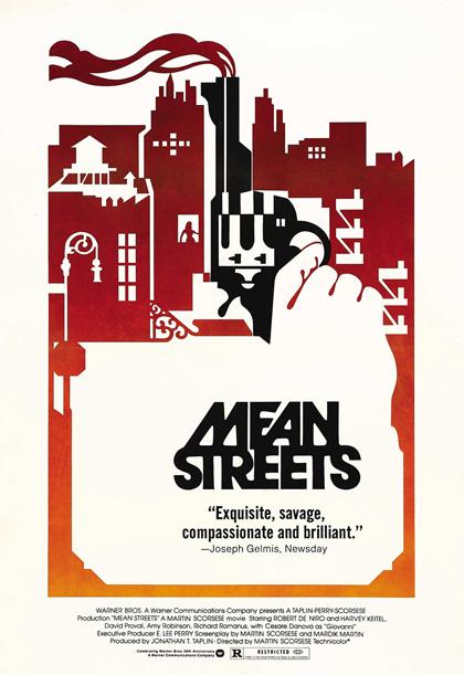 Locandina Mean Streets - Domenica in chiesa, lunedì all'inferno
