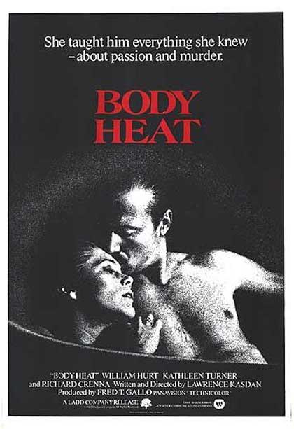 Poster Brivido caldo