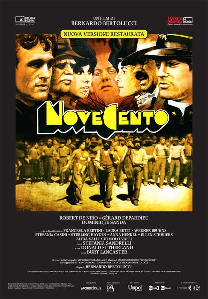 Locandina Novecento - Atto I