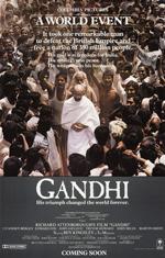 Locandina Gandhi