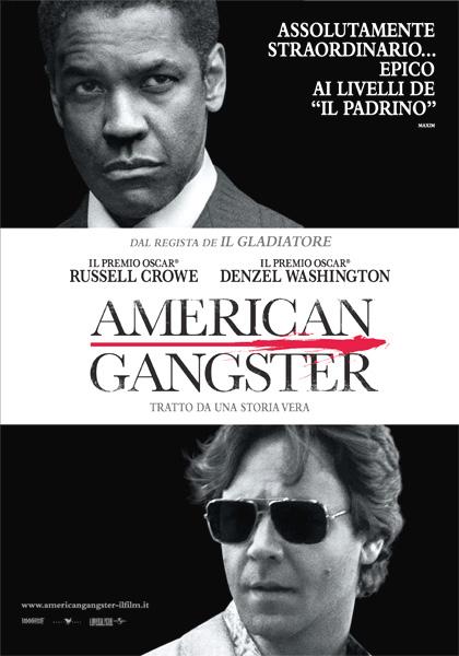 Locandina italiana American Gangster