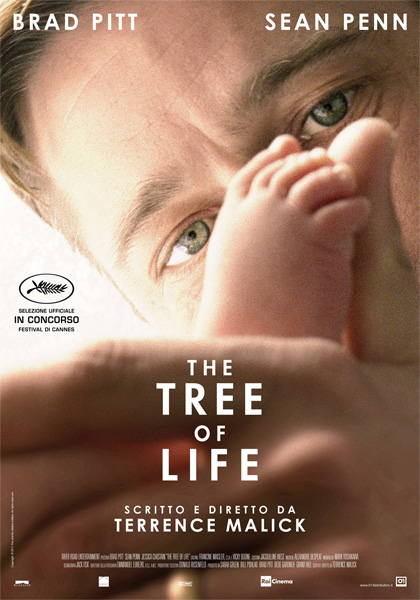 Locandina italiana The Tree of Life