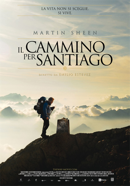 Locandina Il cammino per Santiago