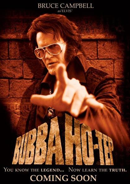 Poster Bubba Ho-tep - Il re è qui
