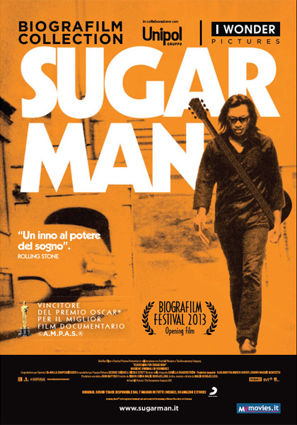 Locandina italiana Sugar Man