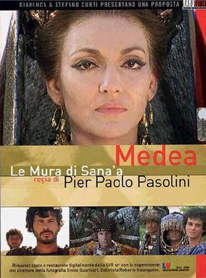 Locandina Medea