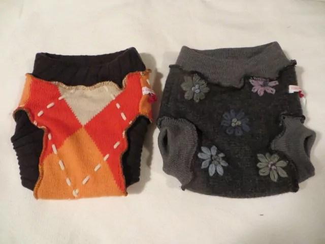 Grateful Buns Wool Soakers