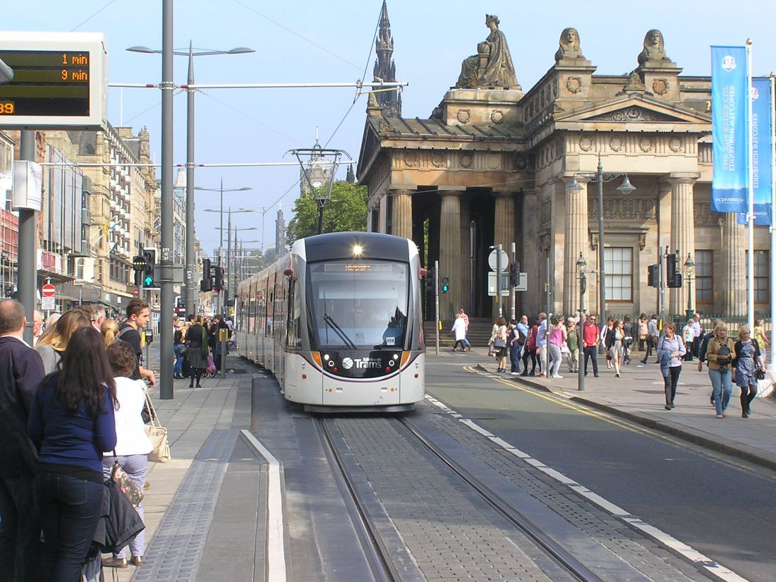 Braunschweig Berlin Bus Intramcities Tramway Photographs