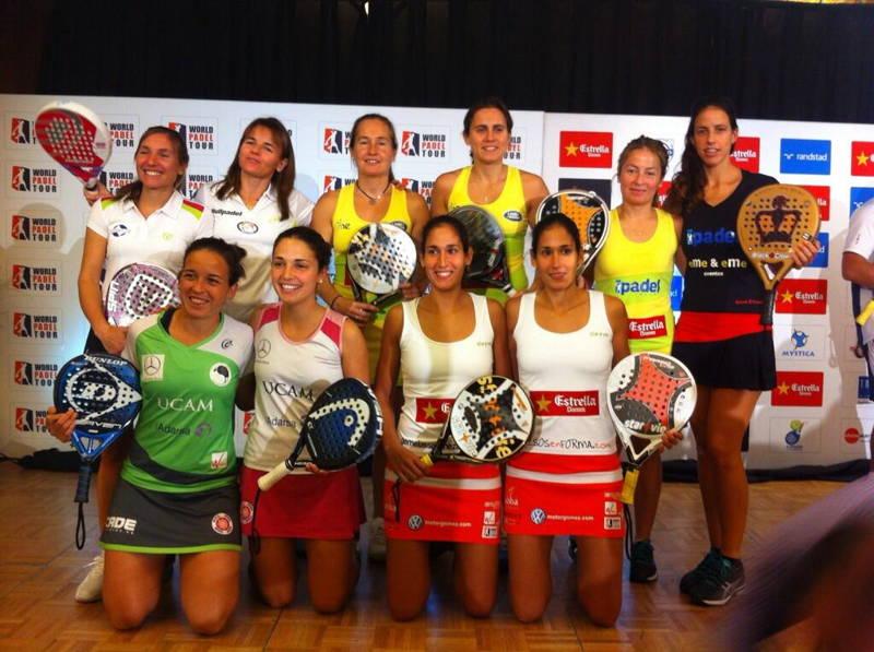 master world padel tour femenino