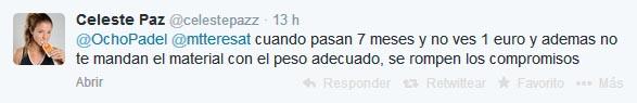 celeste ocho padel twitter 5