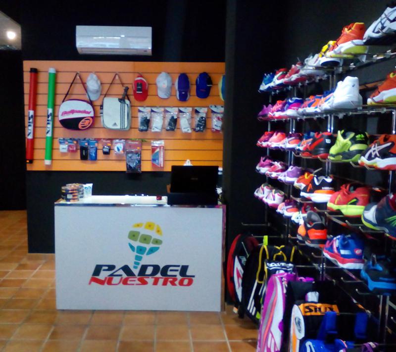 Padel Nuestro inaugura una nueva tienda en Talavera de la Reina