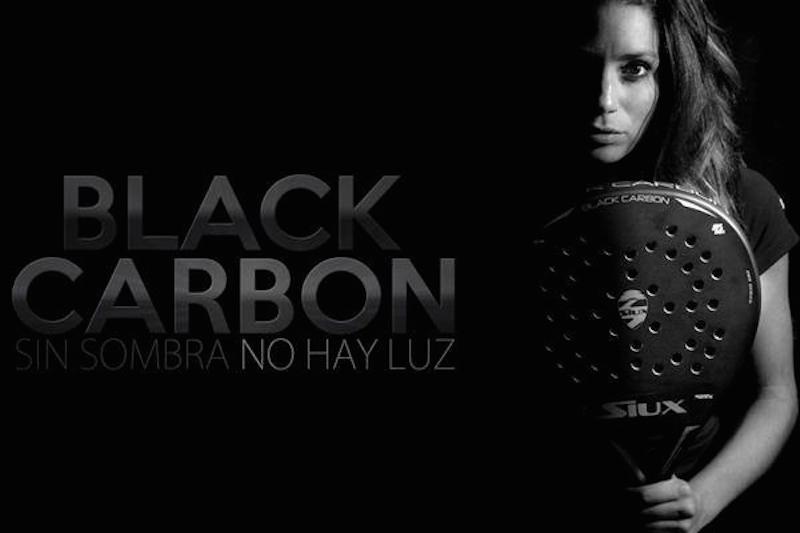 La belleza ahora es oscura en Siux con Black Carbon