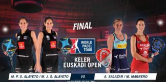 Final Femenina World Padel Tour San Sebastian