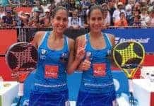Campeonas World Padel Tour Barcelona 2017