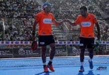 Campeones World Padel Tour Barcelona
