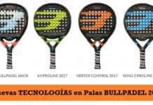 Palas BULLPADEL 2017