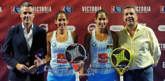 Campeonas Femeninas World Padel Tour Mijas 2017
