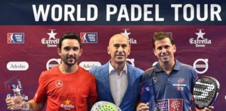Campeones World Padel Tour SEVILLA 2017