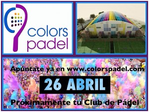 Inauguración del Club Colors Pádel