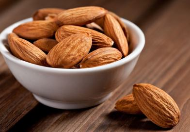 almonds- nutritious foods