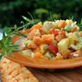 Enjoy the colors of summer with these summer salads.