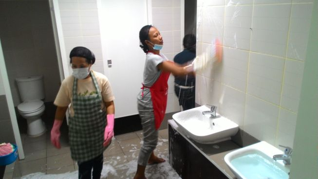Housekeeping (Skills Development Pag-asa Social Center