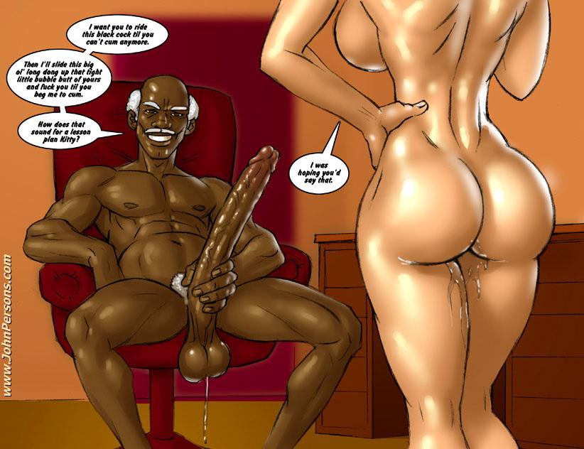 long dick cartoon comics