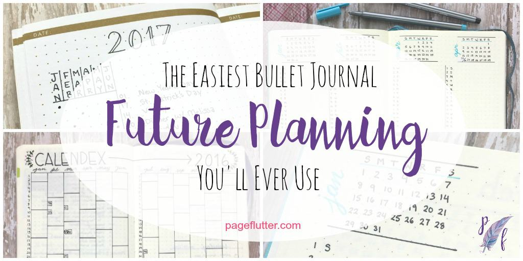 The Easiest Future Planning Method Youu0027ll Ever Use Page Flutter - phone list template excel