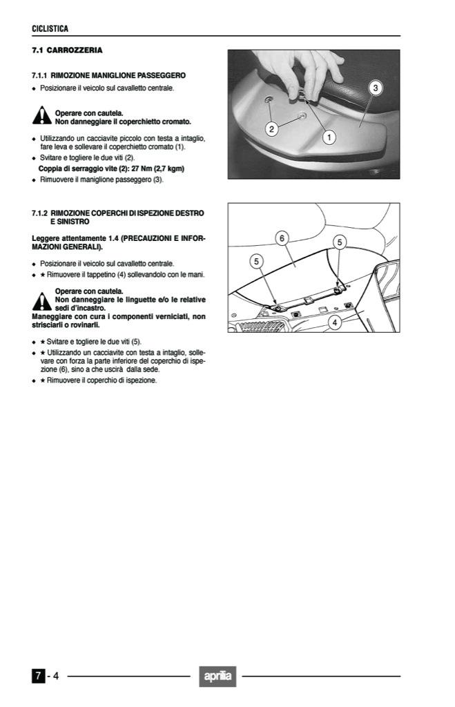 Aprilia Rx 125 Service Manual - livinangel