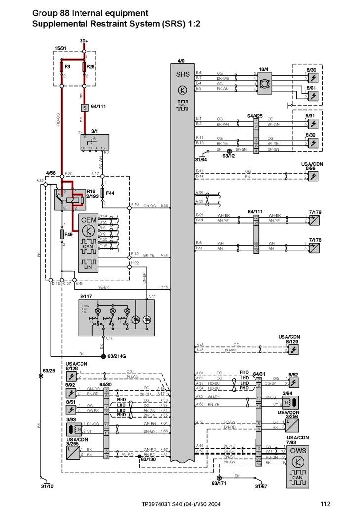 Volvo V40 Wiring Diagram Pdf - Adminddnssch \u2022