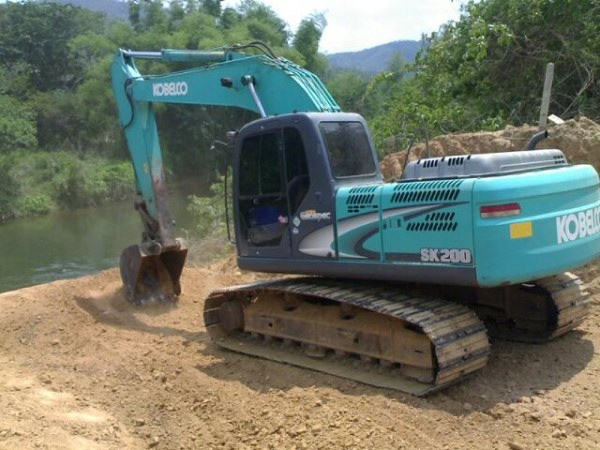 Kobelco SK200-8, SK210LC-8 Hydraulic Excavator Workshop Repair