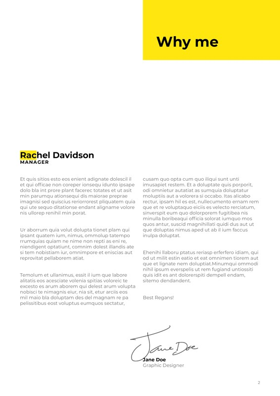 I\u0027m, Free Resume CV Template for InDesign \u2022 Pagephilia - Resume/cv Template