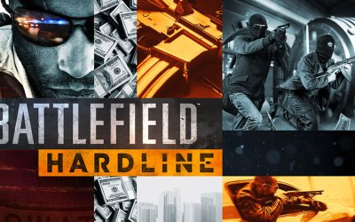 Battlefield Hardline, entertaining but limits players exploration.