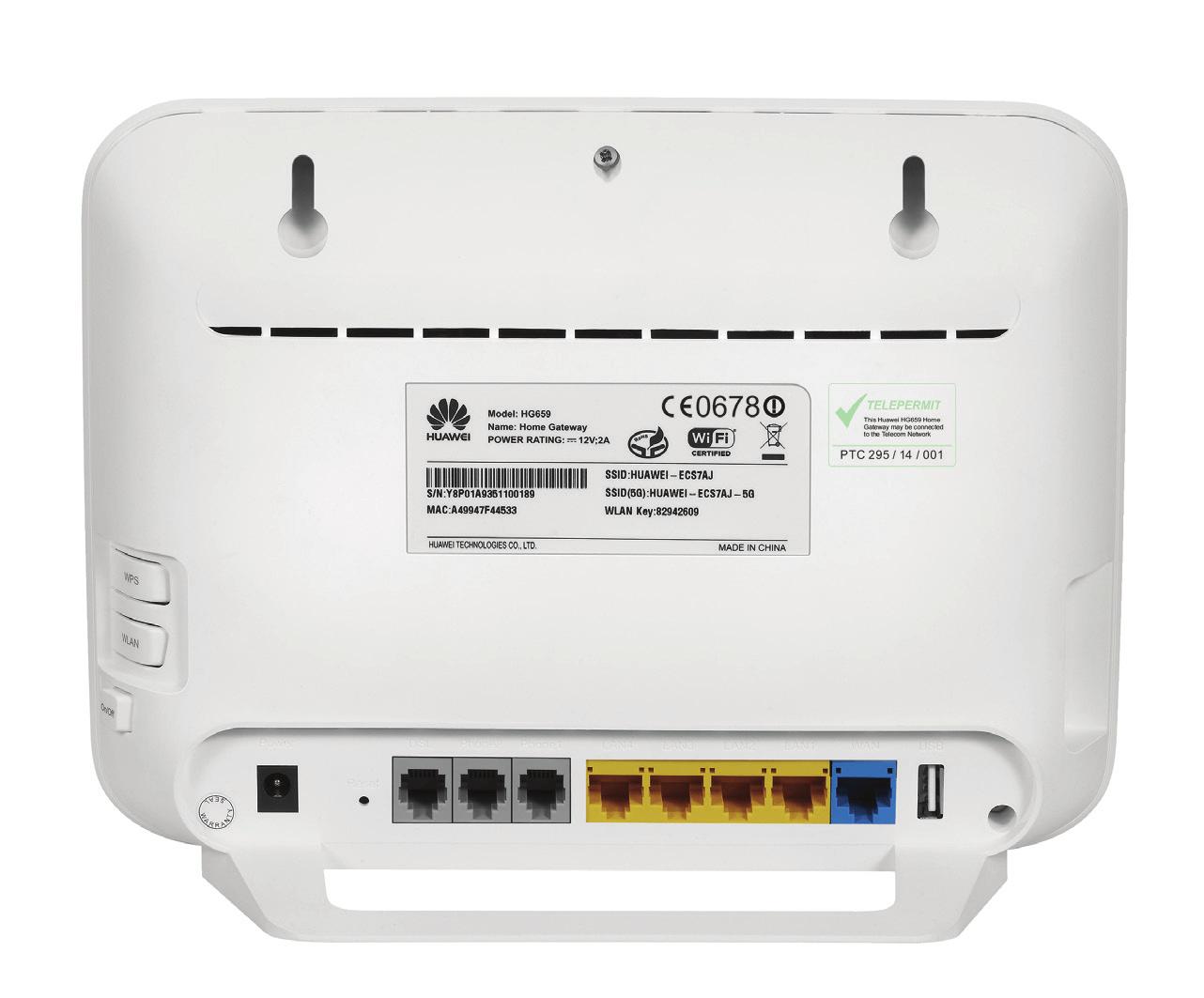 how to return comwave modem