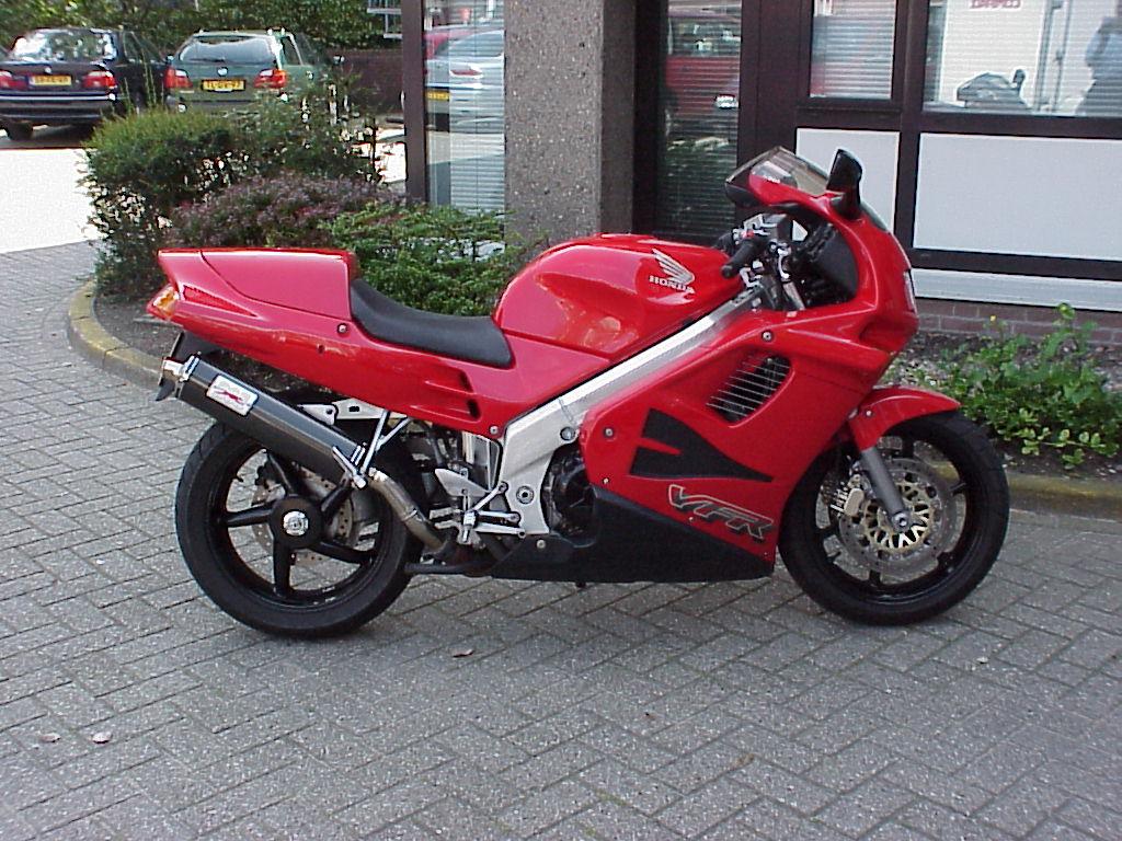 1994 97 Vfr750f Specs
