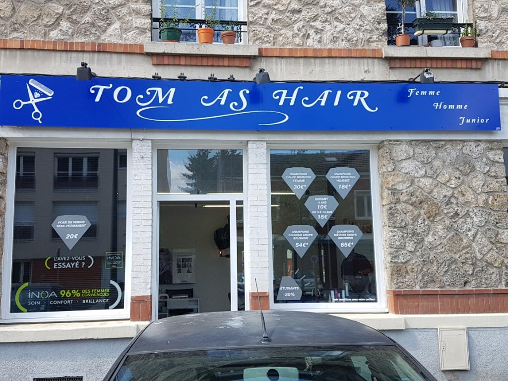 Tom As Hair Reims Coiffeur Adresse Horaires