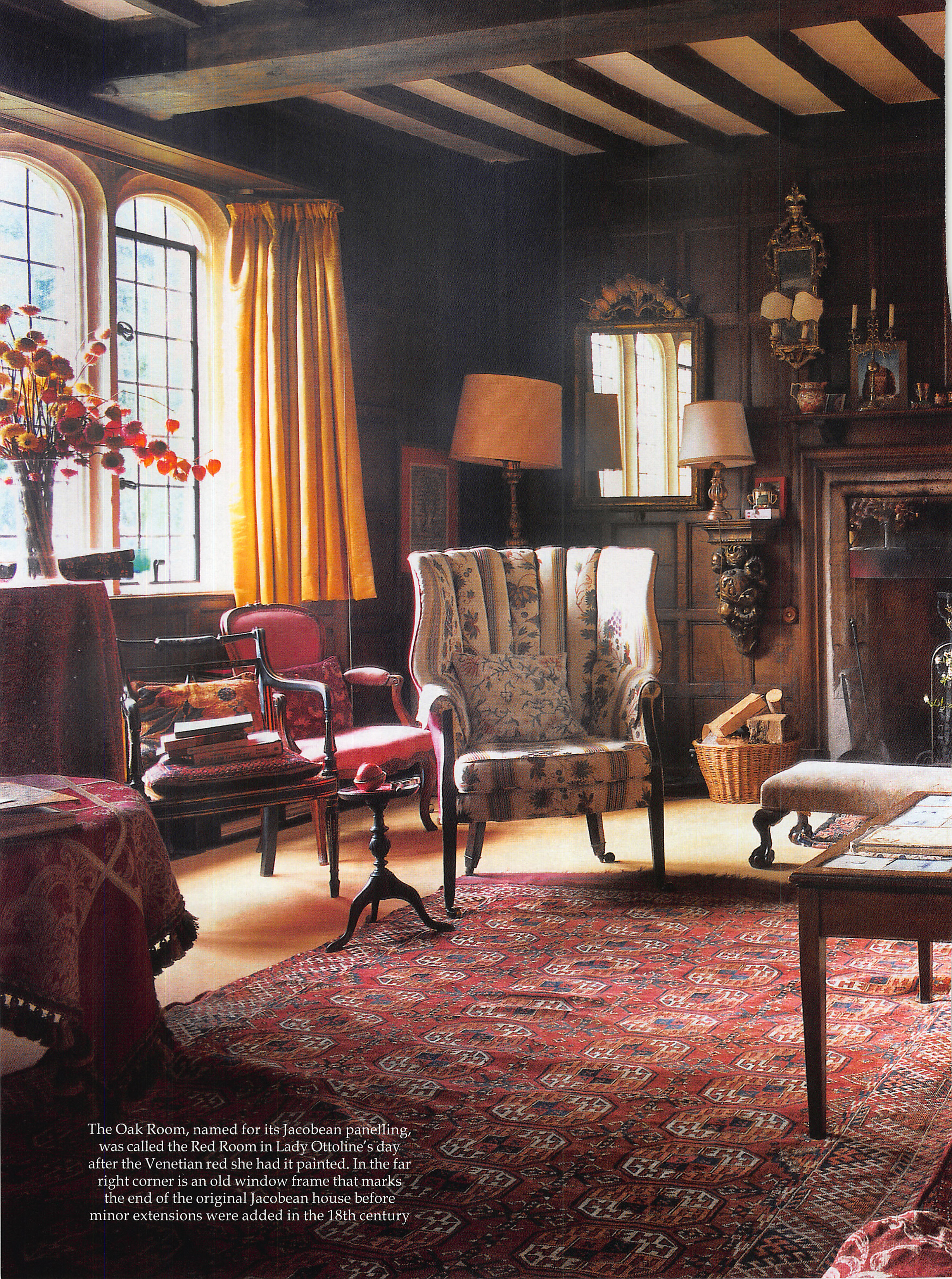 Decoration Interieur Anglais Like Living At Downton… | Isubscribe Page Tearouts