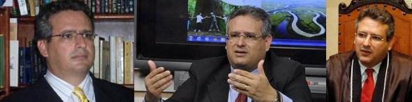 Gonçalo Antunes de Barros Neto, juiz de Direito em Cuiabá, Mato Grosso, conhecido pelos amigos como Saíto