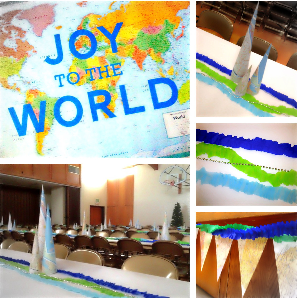 Around The World Decoration Ideas Christmas Around The World Party Paging Supermom