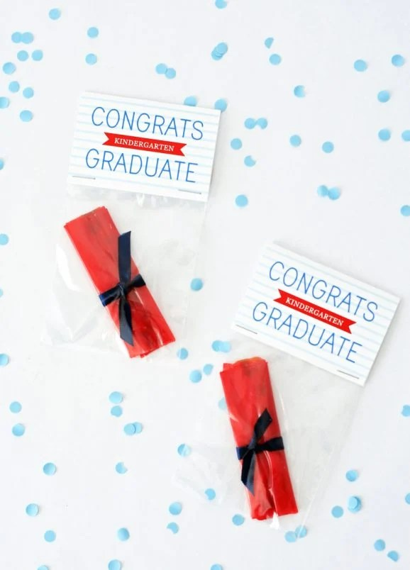 Mini Diploma Treats  Free Printable! - Paging Supermom