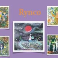 【ギャラリー90】All good gifts ~~宇宙はJoyに溢れてる~ Rynco個展