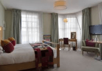 hotel room megaro