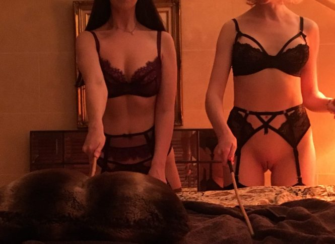 caning lesson