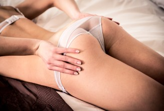 woman underwear small