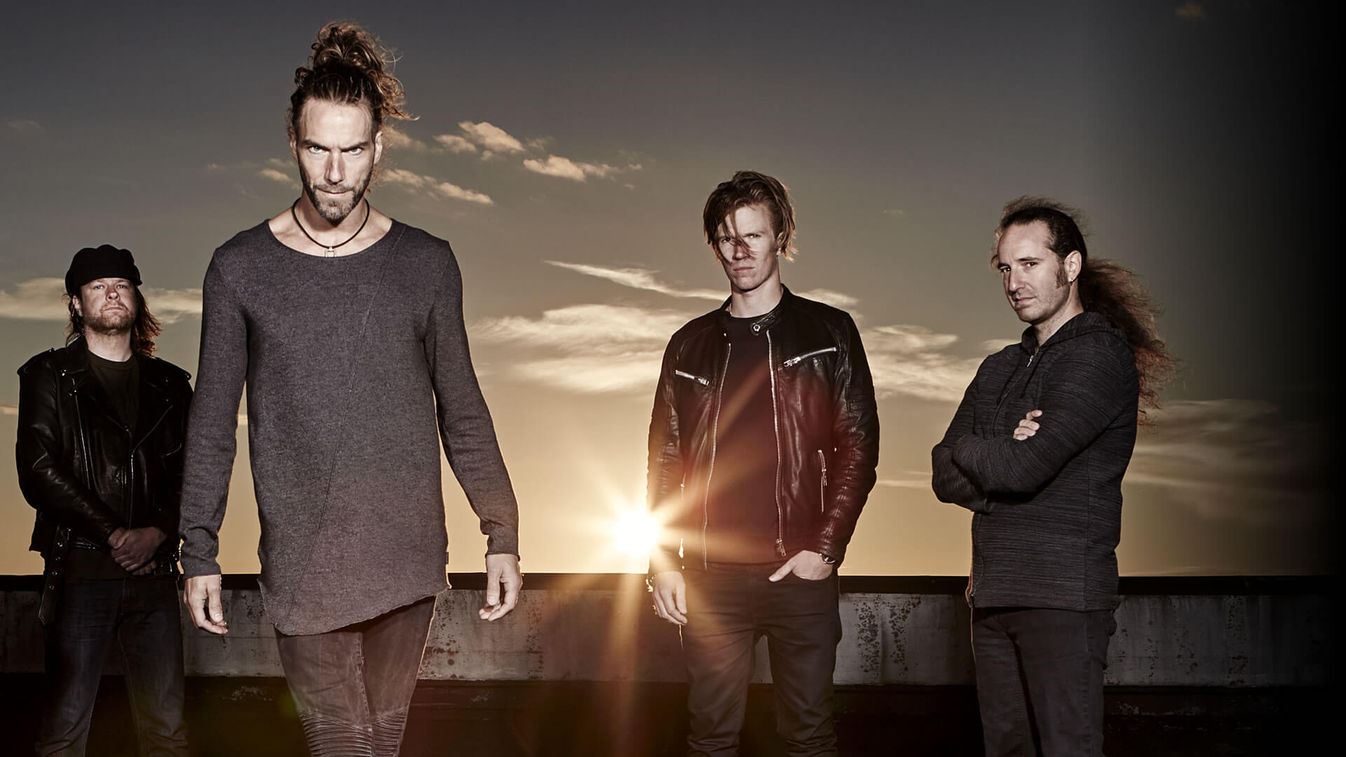 Spot Licht Pain Of Salvation - New Album 'in The Passing Light Of Day