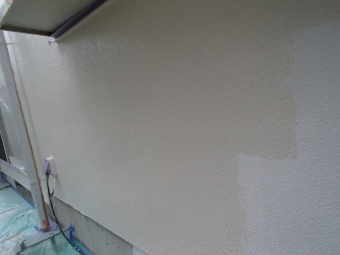 ガイナ 湯河原町 コロニアル 屋根 塗装